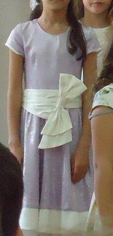 f1882d4321a043 Нарядне плаття, платье: 290 грн. - Одяг для дівчаток Львів на Olx