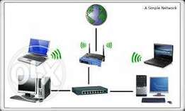 Network cables,structured cabling/ LAN