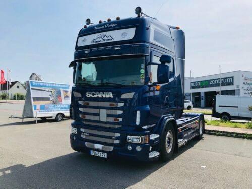 Scania R 520 Topline Xenon Standklima / Leasing - 2014