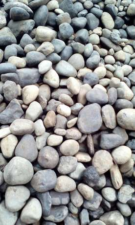 White and black pebbles Gigiri - image 2