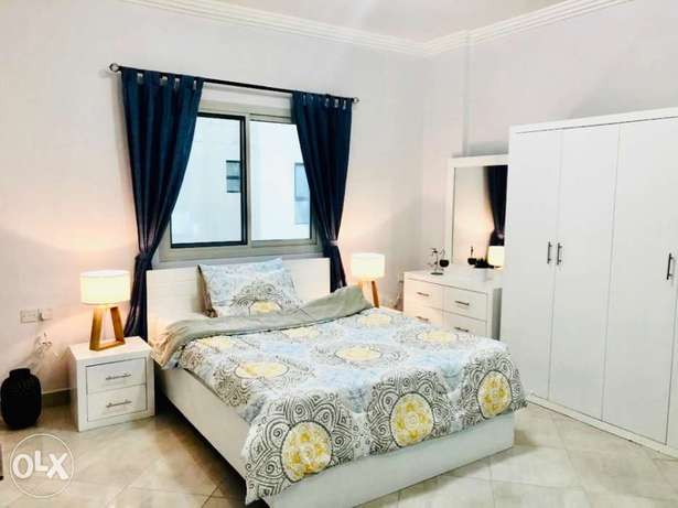 Fully furnished Luxury 2 bed room apartment for rent جفير -  8