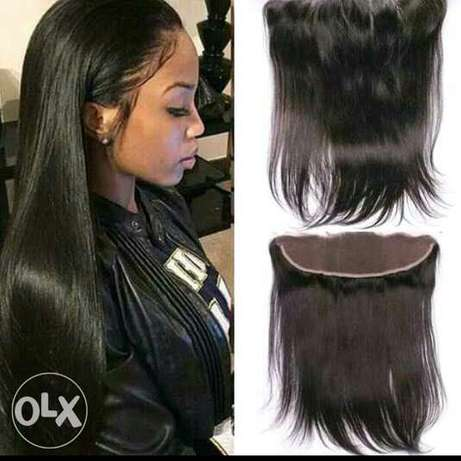 Brazillian + Peruvian hair available with free closure Honeydew - image 1