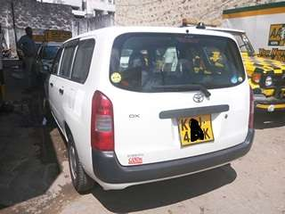 TOYOTA PROBOX ON SALE AT NYAHURURU 550000 negotiableone owner Mombasa Island - image 2