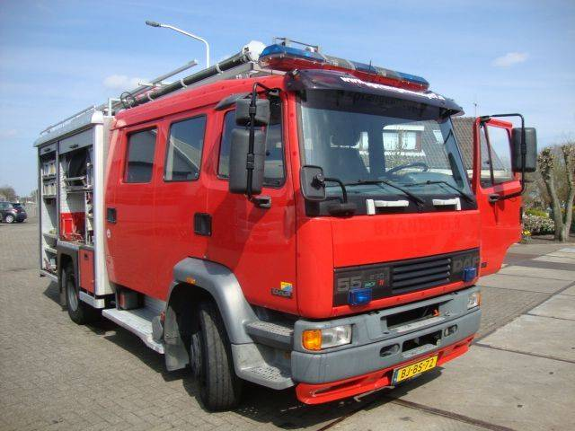DAF 55-230 CAMION BOMBEROS FIRE TRUCK - 2000
