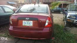08 Just like New Hyundai accent