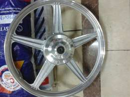 Front chrome (Rim) cg150 and wy125
