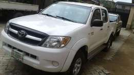 Cheapest upgraded bought brand new hilux
