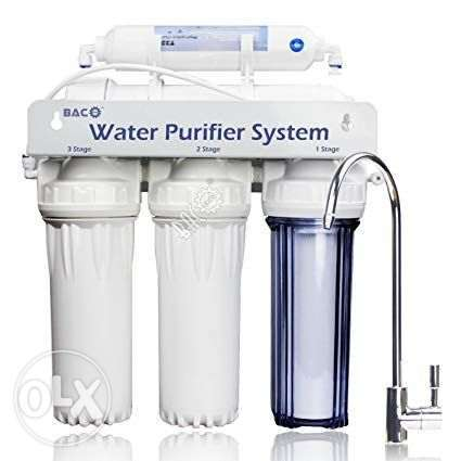 New Reverse Osmosis Filtration System for Drinking Water