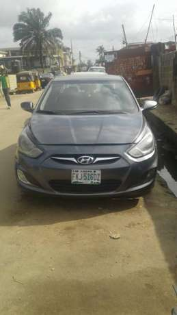 registered 2012 hyundai accent Yaba - image 4