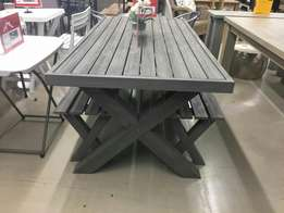 WATERPROOF BENCHES for balcony and patios