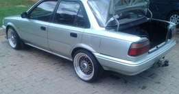 R17000 Toyota Corolla 1.6 for sale