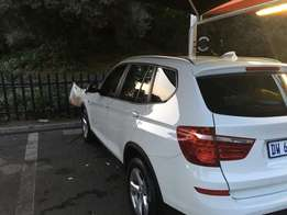 2015 BMW X3 with only 14K