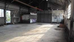 Factory Space to let