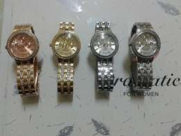 Stainless steal ladies watches