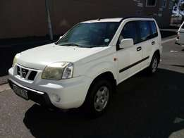 Nissan Xtrail 2.2 manual petrol 2003 on month end special sale R69500