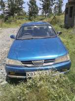 Selling a Toyota carina at a negotiable price 350k