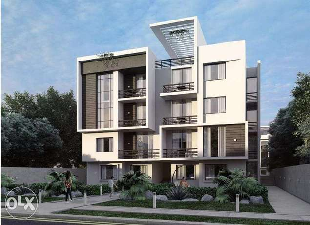 Ground floor apartment for sale in fifth square