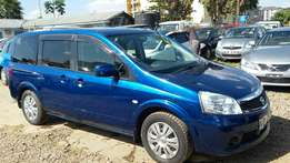 Nissan Lafesta 2010 KCM 7 seats Genuine mileage of only 47762 kms !!!