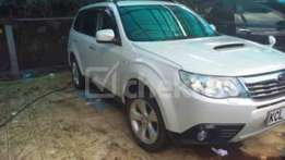 Fully Loaded Subaru Forestor XT Year 2010