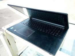 Clean ultra slim lenovo corei7 laptop, with keyboard backlight