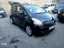 Toyota Ractis KCN Super Clean and Loaded