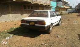 Clean Nissan sunny (B12) for sale.