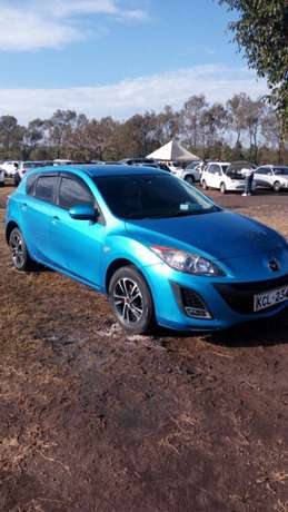 Mazda Axela new shape 2010 Ridgeways - image 1