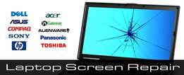 Proffesional Laptop screen replacements for all laptops