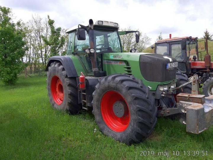 Fendt 930 Vario - 2007