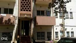 2 bedroom apartment on ground floor