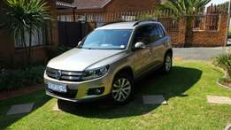 2013 vw Tiguan tdi bluemotion