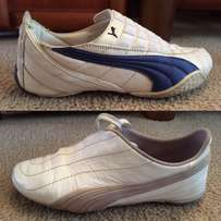 2 pairs of Puma Sneakers for sale