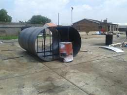 We build water tankers at best prices
