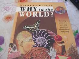 Why in the world? want to learn more about everything?