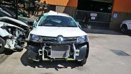 B4DA Renault Kwid 1.0 stripping for parts Sparesboyz