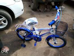 16inches bike for 5yrs to 7yrs kid