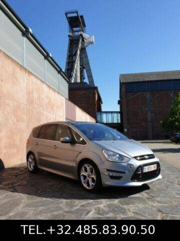 Ford S Max 2,0 TDCi 103kW DPF Titanium / 1 HAND / TOP - 2012