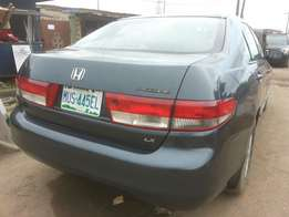 2004 Honda accord EOD