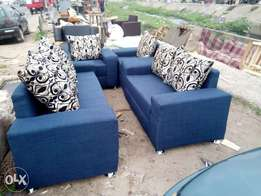 Complete set of Fabric Sofa for Sale