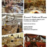 Larona's cakes and events