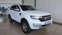 2017 Ford Everest 3.2TDCi XLT 4WD Auto