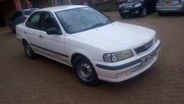Serious deal Nissan sunny B15 buy and drive