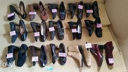 Shoes at throwaway prices