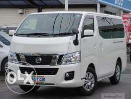 Nissan caravan 7l Matatu new model 2012 NV350, finance terms accepted