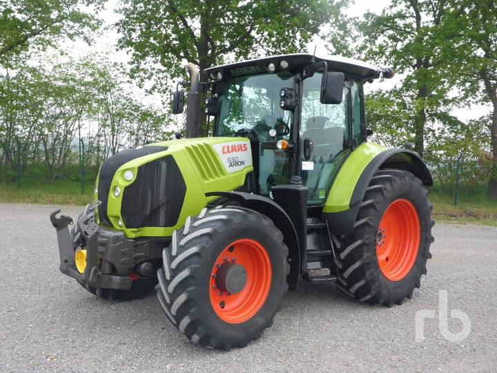 Claas ARION 530CIS - 2013