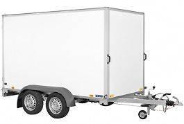 Saris FW 200 Koffer, 306 x 154 x 180 cm, 2000 kg