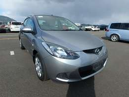 Mazda demio new import on sale.