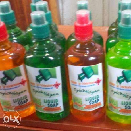 Multi purpose liquid soap Ojodu - image 1