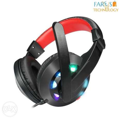 Gaming headset for pc-ps4-mobile delivery lebanon