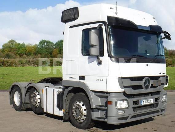 Mercedes-Benz 2544 Actros - 2012